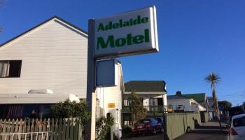Adelaide Motel, Wellington, New Zealand