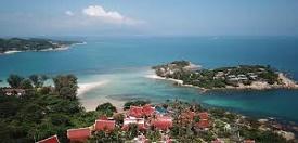 Choeng Mon Beach, Thailand