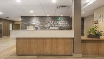 Quality Inn & Suites Downtown, Windsor (Ontario), Canada