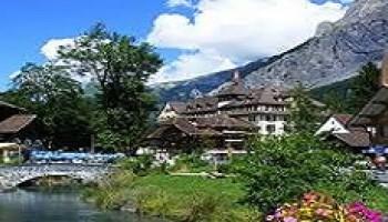 Kandersteg,Switzerland