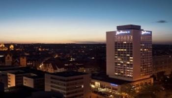 Radisson Blu Hotel Erfurt, Erfurt, Germany