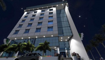 Radisson Blu Hotel, Algiers Hydra, Algiers, Algeria
